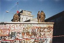 Muro de berl n wikipedia la enciclopedia libre - Abbattimento muro interno senza dia ...