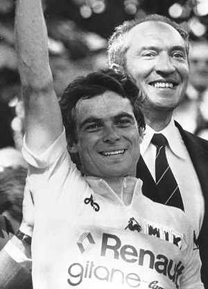 Bernard Hinault - Hinault at the 1978 Tour de France