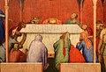 Bernardo daddi, storie di santo stefano, 1337-38 (musei vaticani) 07 miracolati alla tomba di s. stefano 2.jpg