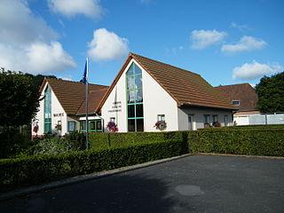 Petit-Caux Commune in Normandy, France