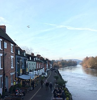 Bewdley Human settlement in England
