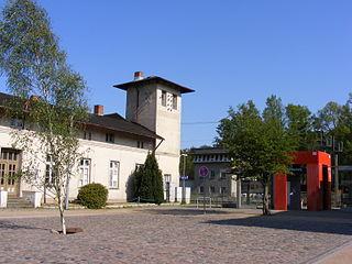 Blankenberg (Meckl) station