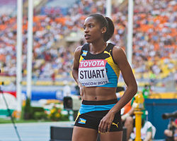 Bianca Stuart (2013 World Championships in Athletics) 02.jpg