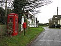 Bickenhill Village Communications - geograph.org.uk - 1603904.jpg