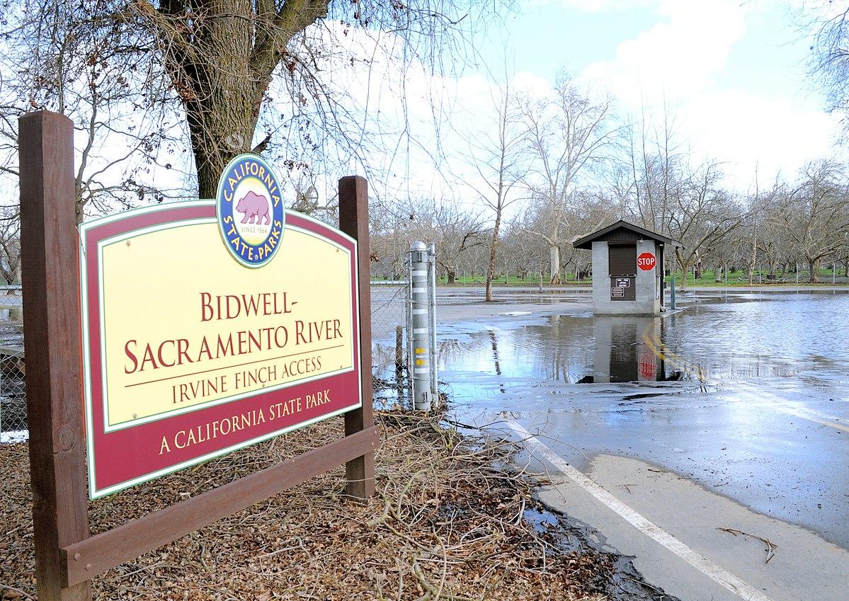 Bidwell-Sacramento River State Park - Wikipedia