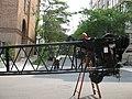 Big crane packs up at Scadding and Hahn, 2014 08 07 (3).JPG