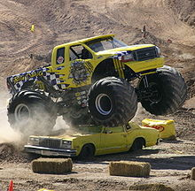Big Dawg Monster Truck