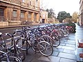 Bikes outside The Kings Arms Pub - geograph.org.uk - 356442.jpg