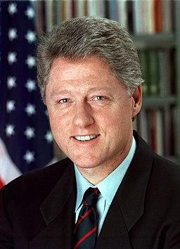 Bill Clinton (cropped 3)
