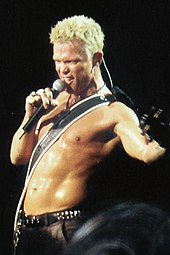 billy idol flesh for fantasy