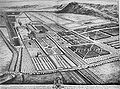 Birdseye view of Chatsworth in 1699.jpg