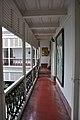 Birthplace Adjacent Veranda Of Swami Vivekananda - First Floor - Swami Vivekanandas Ancestral House - Kolkata 2011-10-22 6115.JPG
