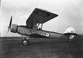 Blackburn Shark - RCAF Blackburn Shark Mk II