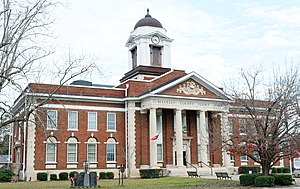 Bleckley County Courthouse, Cochran, GA, US.jpg