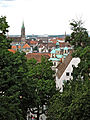 Blick über Nürnberg von der Kaiserburg.JPG