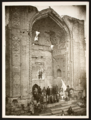 Blue Mosque, Tabriz, Entrance Portal.png