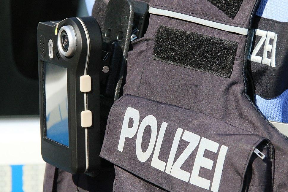 Body Worn Camera Magdeburg Police