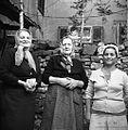 Boljunec, Žerjal Sauta in snaha v vsakdanji noši 1967 (2).jpg
