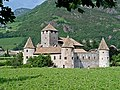 Bolzano, Castle Maretsch - panoramio.jpg