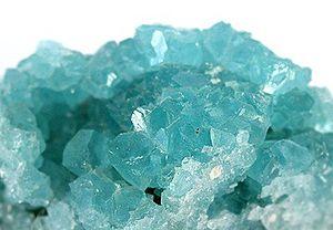 Boulby Mine - Image: Boracite 131896