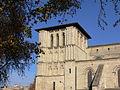 Bordeaux - abbatiale Sainte-Croix - clocher Sud.jpg