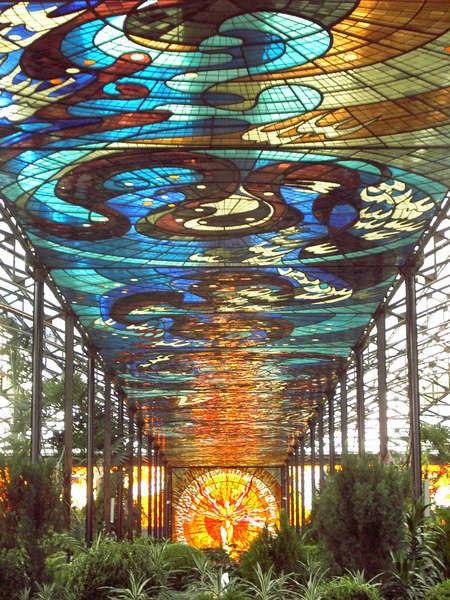 Botanischer Garten Toluca Mexiko
