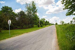 Boundary City, Indiana Unincorporated community in Indiana, United States