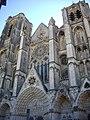 Bourges - cathédrale Saint-Étienne, façade ouest (01).jpg