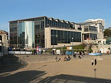 Bournemouth, the Waterfront building - geograph.org.uk - 670298.jpg