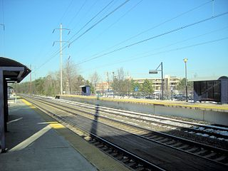 Bowie State station