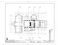 Bowman's Castle, Front and Second Streets, Brownsville, Fayette County, PA HABS PA,26-BROVI,1- (sheet 2 of 7).png