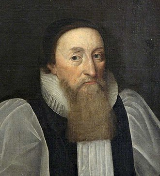 Bishop of Exeter - Image: Bp Joseph Hall