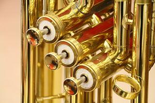 Brass instrument valve valves used in many brass instruments