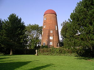 Braunston - Image: Braunston windmill 26g 07
