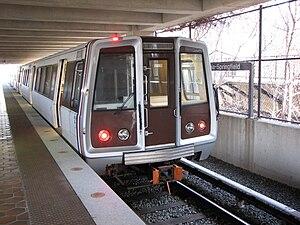 Washington Metro rolling stock - Wikipedia