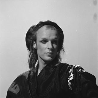 Post-progressive - Brian Eno in the 1970s
