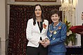 Briar Grace-Smith ONZM investiture.jpg