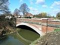 Bridge over Beverley and Barmston Drain - geograph.org.uk - 1774238.jpg