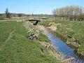 Bridge over the Woodham Burn - geograph.org.uk - 390125.jpg