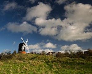 Brill, Buckinghamshire - Image: Brill Windmill, Brill, Oxfordshire
