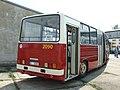 Brno, Řečkovice, autobus Ikarus 280.JPG