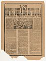 Broadsheet relating to seven men being executed by a firing squad on 19 November 1902 on account of their murder on July 9 of the entire household of Sr Remmett in Toluca MET DP867963.jpg