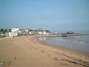 Broadstairs - Image: Broadstairs Viking Bay