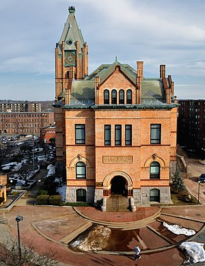 Brockton, Massachusetts - City Hall
