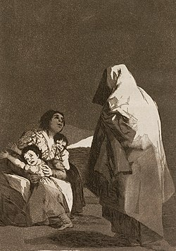 Brooklyn Museum - Here Comes the Bogey-Man (Que viene el Coco) - Francisco de Goya y Lucientes crop.jpg