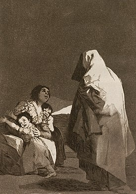 Brooklyn Museum - Here Comes the Bogey-Man (Que viene el Coco) - Francisco de Goya y Lucientes crop.jpg