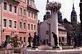 Brunnen, Lutherstadt Eisleben,DDR May 1990 (4609733960).jpg