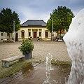 Brunnen vor dem Rathaus. - panoramio.jpg