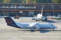 Brussels Airlines Avro RJ 100; OO-DWF@TXL;18.10.2010 588bu (5094536649).jpg