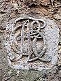 Buchstabenstein in Meißen Freiheit 10.JPG
